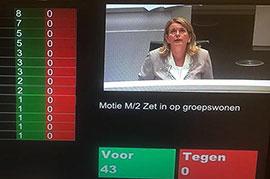 Haags Gemeenteraad omhelst het groepswonen