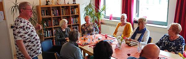 Kennismaking woongroep Ypenburg